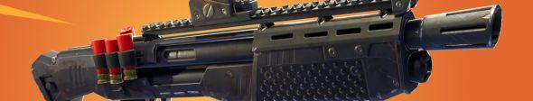 Fortnite update Heavy Shotgun