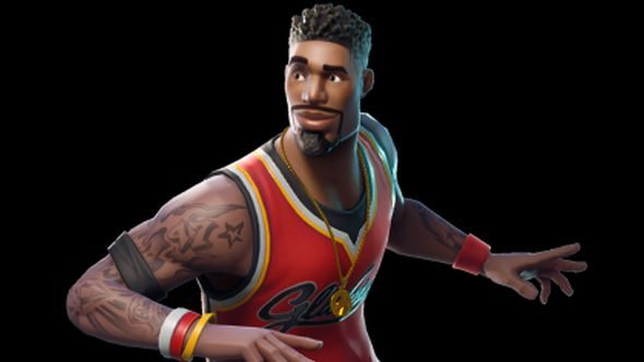 New Fortnite skins pay homage to LeBron James | PCGamesN