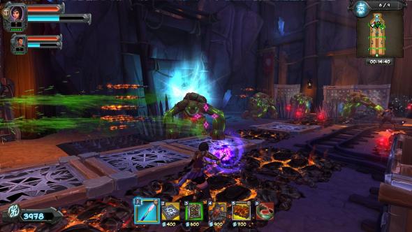 Fortnite Orcs Must Die