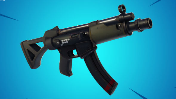 fortnite patch 5.0 mp5