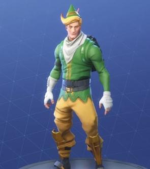 - fortnite elf skin