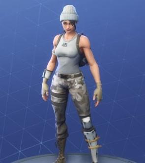 fortnite skins recon specialist