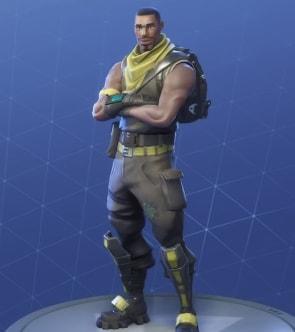 fortnite skins scout