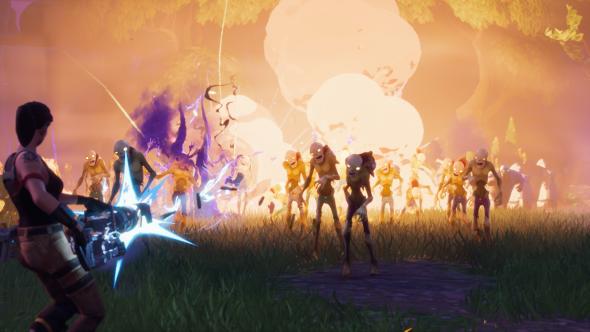 Fortnite survival mode