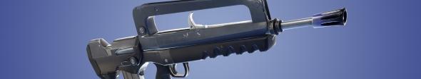 fortnite update burst assault rifle apples
