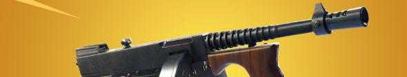 fortnite update drum gun