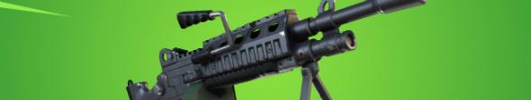 fortnite update v3.5 light machine gun