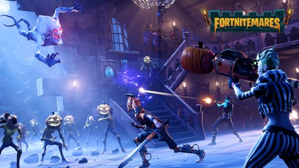Fortnite's new patch supports rocket riding and adds smoke grenades