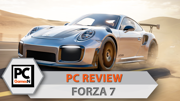 forza motorsport 7 pc review pcgamesn. Black Bedroom Furniture Sets. Home Design Ideas