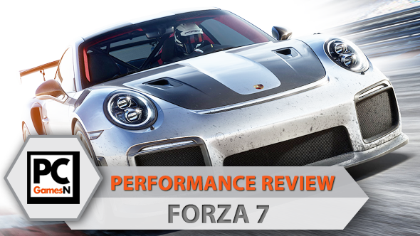 Forza Motorsport 7 PC performance review: a PC port in need of a pit stop