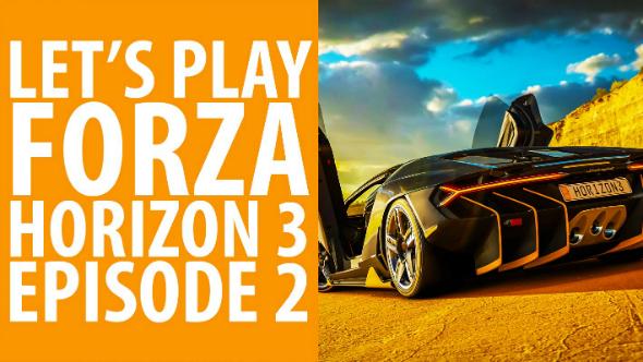 forza horizon 3 let's play