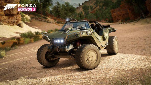 Forza Horizon 3 recommended specs