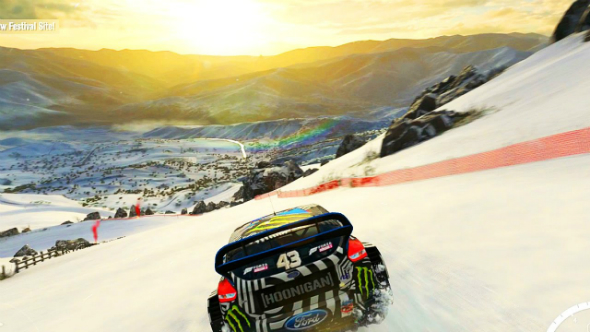 Pick up Forza Horizon 3's Blizzard Mountain expansion on the cheap
