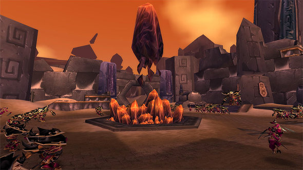 Free MMOs World of Warcraft