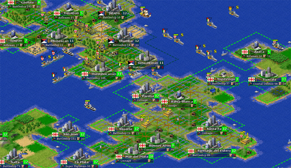 Did you know: you can now play FreeCiv in your browser
