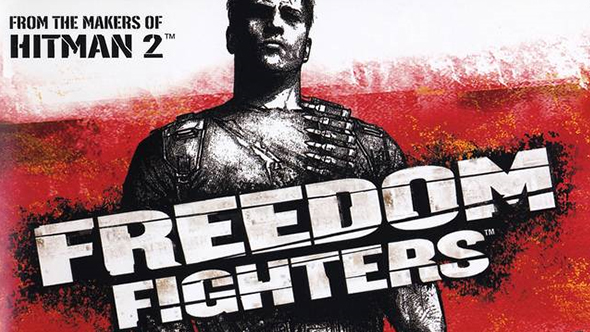 freedom fighters io interactive
