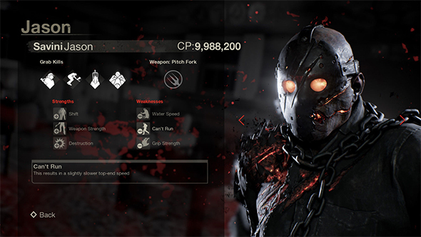 friday the 13th stolen dlc codes
