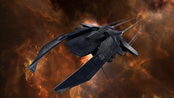 Avert your eyes: EVE Online is getting new solar flares in Kronos patch