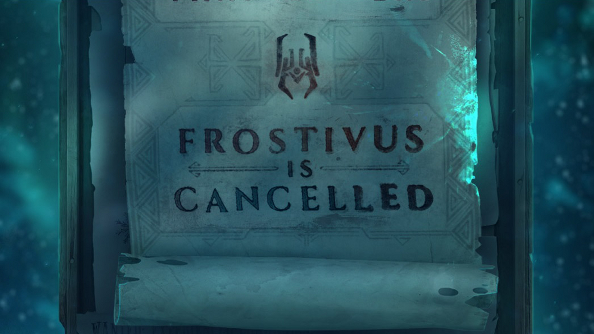 Gotcha! Dota 2's Frostivus celebration cancelled