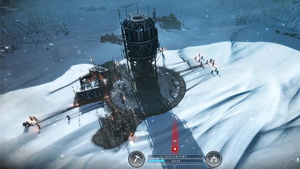 frostpunk trailer gameplay 11 bit studios