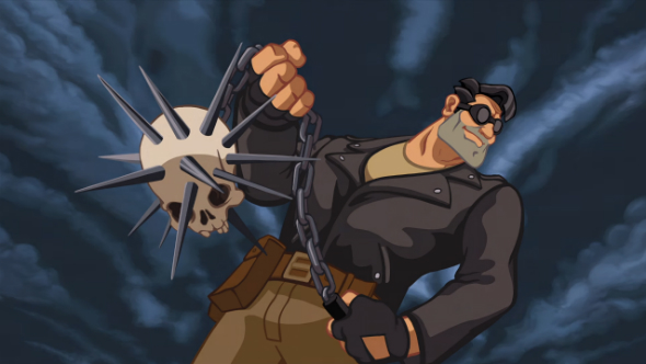 See Full Throttle Remastered's fancy new cartoon style in the first look trailer