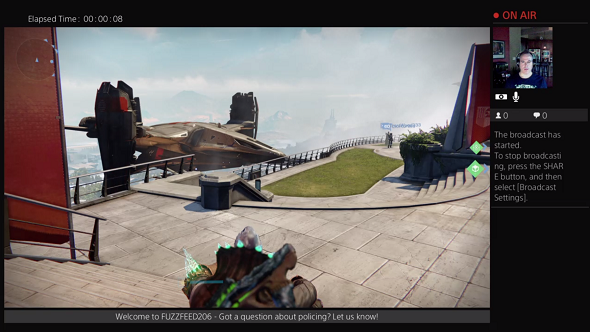 Seattle police used a Destiny Twitch stream to give an official update on a fatal shooting