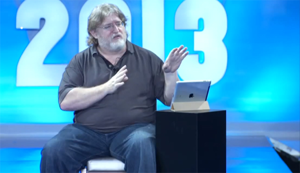 9 things we learned from Gabe Newell's DICE keynote