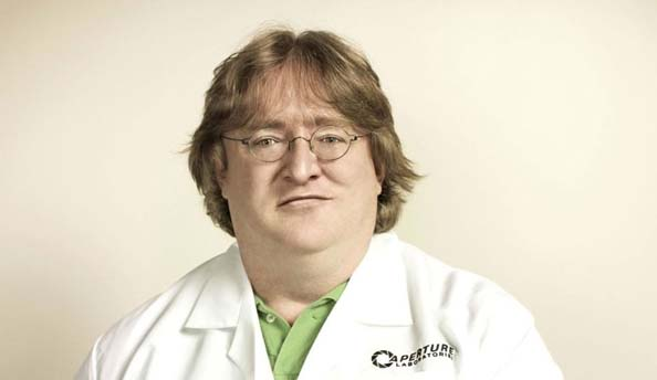 Gabe Newell explains Valve's Steam Box at CES, and the possible future of a Steam-based ecosystem