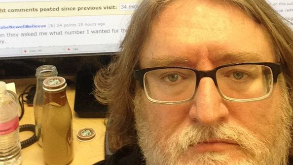 Half-Life 3 almost certain to be announced at 1PM PST by Gabe Newell in a Reddit AMA. Possibly. Maybe.