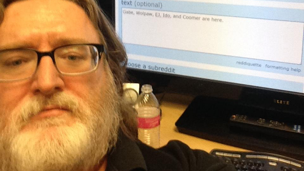 Gabe Newell Reddit AMA: Take 2