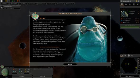 Galactic Civilizations 3 Crusade review