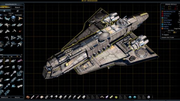 Galactic civilizations 3 crusade