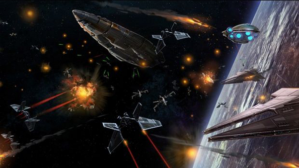SWTOR: Galactic Starfighter now available to everyone along with a gargantuan patch