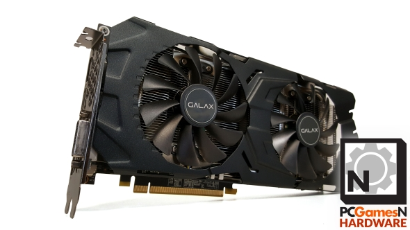 Win a Galax GTX 1070 EXOC Sniper graphics card worth £450