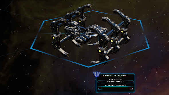 Galactic Civilizations III ship design contest