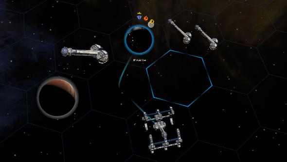 Galactic Civilizations III beta