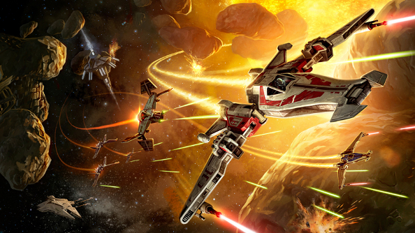 The Old Republic Galactic Starfighter expansion is live for subscribers