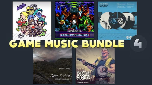 Game Music Bundle 4 is worth buying for Jessica Curry's Dear Esther score alone