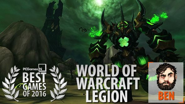 PC GOTY WoW: Legion
