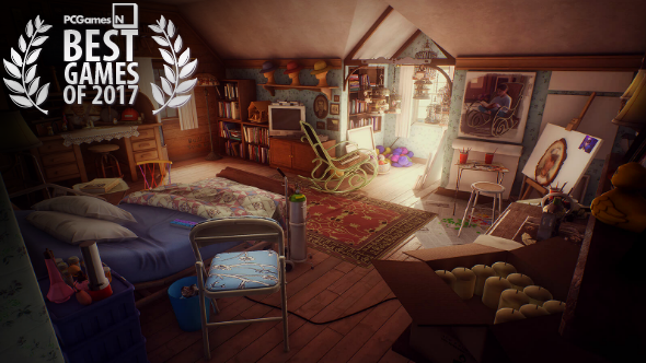 The best games of 2017: What Remains of Edith Finch