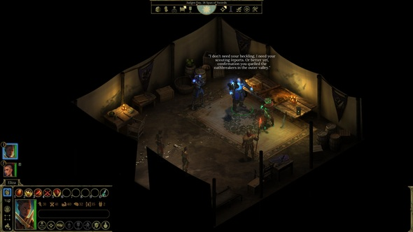 Tyranny's game director on its new skill system and creating