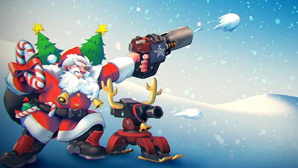 gaming santa 2017
