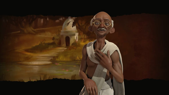 Civ 6 India strategy guide - Gandhi