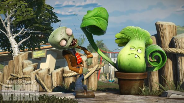 Not on PC at release: Peggle 2 and Plants vs Zombies: Garden Warfare