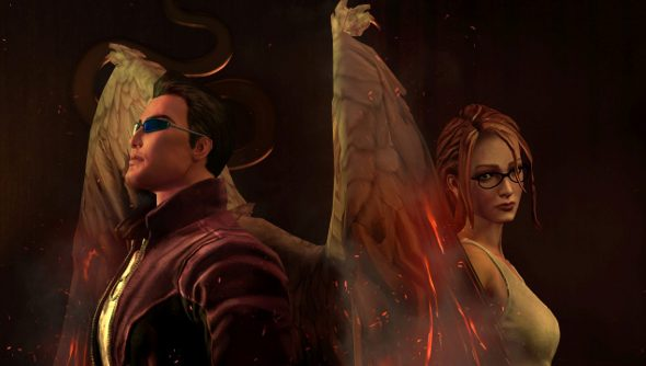 Saints Row: Gat out of Hell preorder