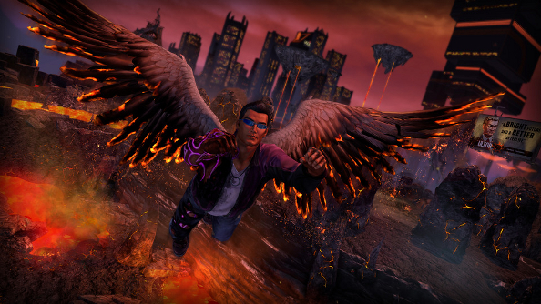 Gat a load of this - Volition shows off 5 crazy minutes of Saints Row: Gat out of Hell
