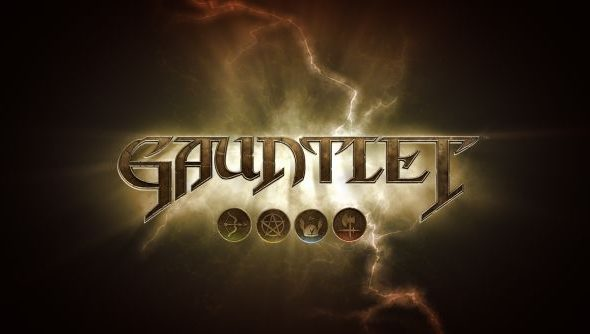 There's a new Gauntlet from the Magicka lot and it's going