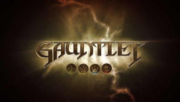 Gauntlet: an Arrowhead game, not an Atari one.