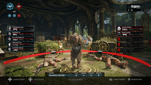 Gears of War campaign