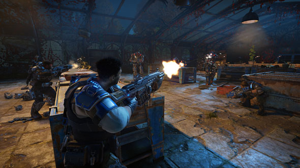 "Gears of War 4 creative director: ""PC isn't a second-class citizen"""